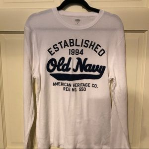 Men's Old Navy Long Sleeve Medium